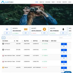 Buy And Sell Digital Currency Australia