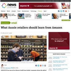 Amazon in Australia: Company distances itself from 'destroy Australian retail' comments