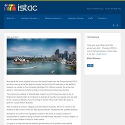 ISTAC - Education Agent for Australian Student Visa