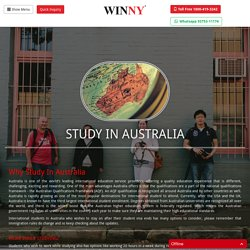 Study in Australia – enjoy the student life