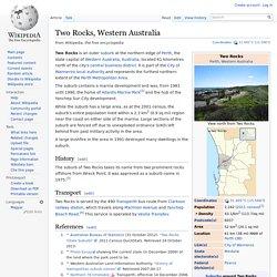 Two Rocks, Western Australia