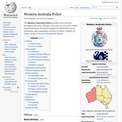 Western Australia Police