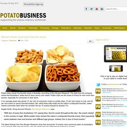 Market trends: Australia's favorite snack - Potato Business