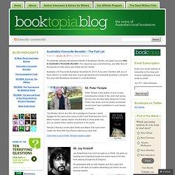 Booktopia - A Book Bloggers' Paradise - The No. 1 Book Blog for Australia