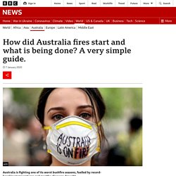 Australia fires: A very simple guide