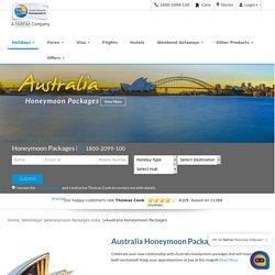 Australia Honeymoon Packages - Thomas Cook India