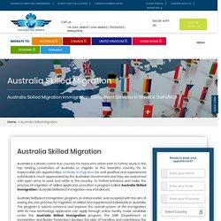 Australia Skilled Immigration