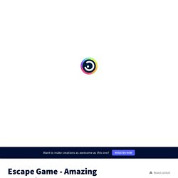 Escape Game - Amazing Australia by laurence.haquet on Genially