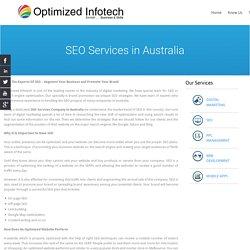 SEO Services Company in Australia