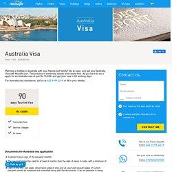 Australia Visa - Tourist Visa to Australia Online