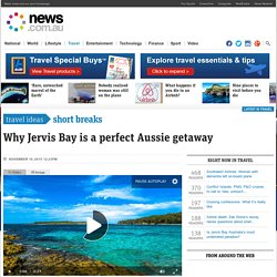 Is Jervis Bay Australia's most underrated paradise?