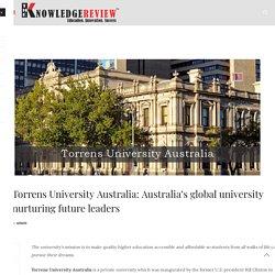 Australia's global university nurturing future leaders