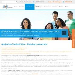 Australian Student Visa - Studying in Australia from UK - ASC Migration