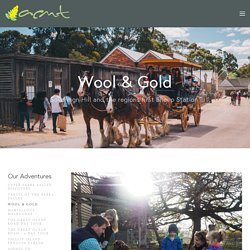 Wool & Gold — Australian Coastal & Mountain Tours