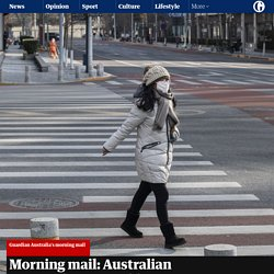 Morning mail: Australian coronavirus cases hit 13, Iowa poll chaos, fish rescue