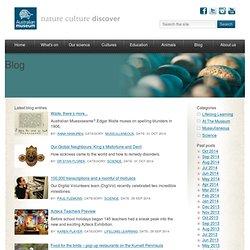 Australian Museum - nature, culture, discover