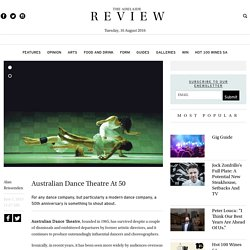Australian Dance Theatre at 50