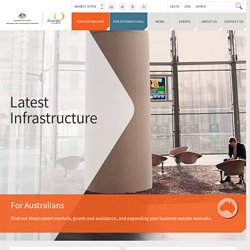 Austrade (Australian Trade Commission) - The Australian Governme