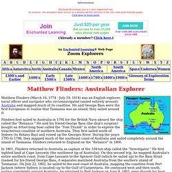 Flinders: Australian Explorer
