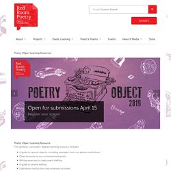 Australian poetry projects, events and exhibitions by Australian writers