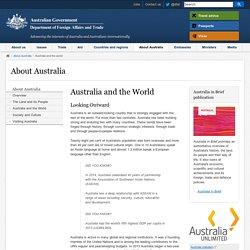 Australia and the world - Australia in brief