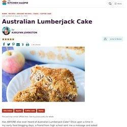 Australian Lumberjack Cake