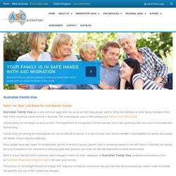 Australian Parent Visa in UK