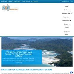 Australian Professional Specialty Visas