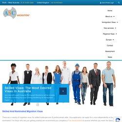 Skilled Migration Visa Services in UK