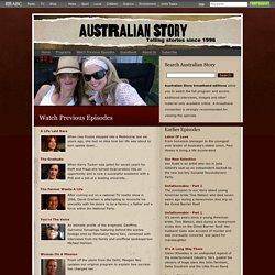 Australian Story Specials