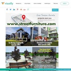 Australian street furniture