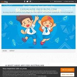 A Must Have App for Australian Teachers