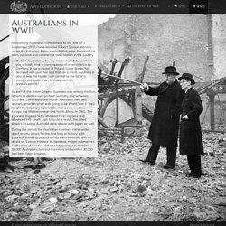 Australians in World War II