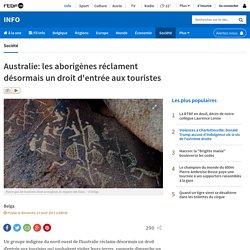 Australie: les aborigènes réclament désormais un droit d'entrée aux touristes