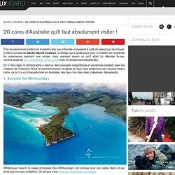 20 coins d'Australie qu'il faut absolument visiter ! - Tuxboard