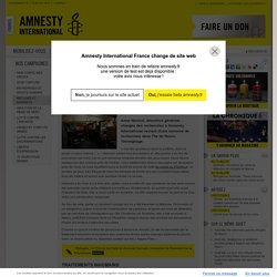 Nauru : une honte pour l'Australie, un avertissement pour l'Europe