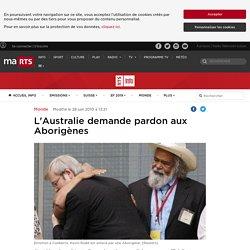 L'Australie demande pardon aux Aborigènes