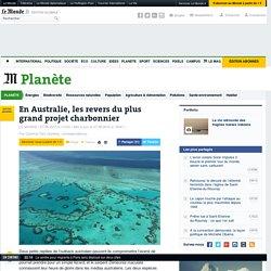 En Australie, les revers du plus grand projet charbonnier
