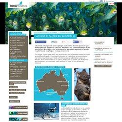 Plongée Australie - Voyage, séjour et croisière plongée en Australie - Ultramarina