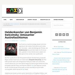 Heldenkanzler von Benjamin Swiczinsky: Amüsanter Austrofaschismus - ANIch (Animationsfilme.ch)