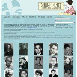 Auteurs Japonais