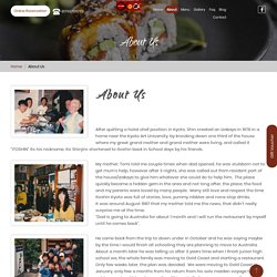 About us – Authentic Japanese Restaurant Since 1988