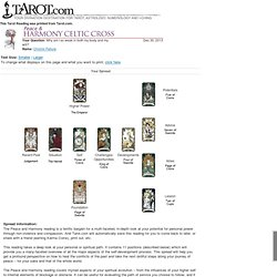 Authentic OnLine Do-It-Yourself Tarot Readings