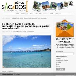 Où aller en Corse ? Quiétude, authenticité, plages paradisiaques, partez au nord-ouest !