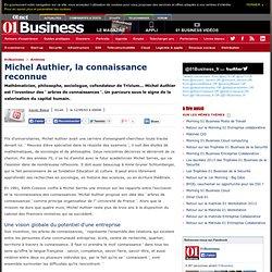 Michel Authier, la connaissance reconnue
