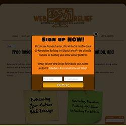 Author Web Design: Build Your Author Platform Online