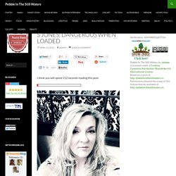 Author Interview: Hunter S Jones: Dangerous When Loaded
