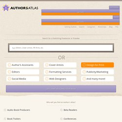 Search - Author's Atlas