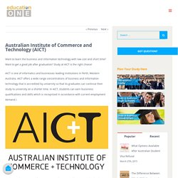 Australian Institute of Commerce and Technology (AICT)