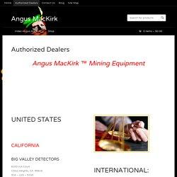 Authorized Dealers - Angus MacKirk